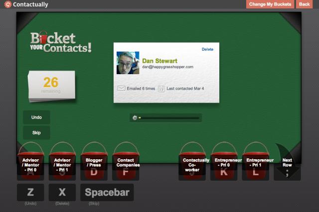 bucket game