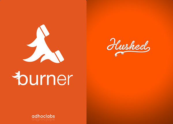 When Is It More Than Inspiration? Burner CEO Calls Out Hushed As An