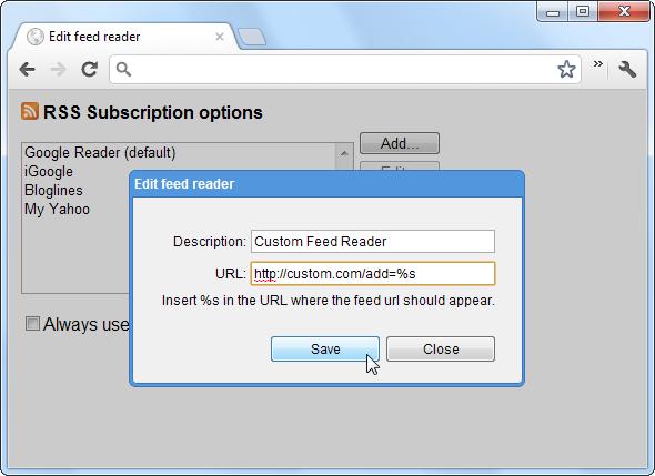 chrome-add-custom-feed-reader