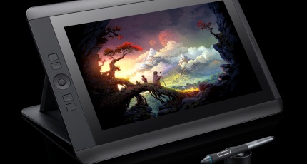 Wacom Unveils The Cintiq 13HD, A Compact Drawing Tablet/Display