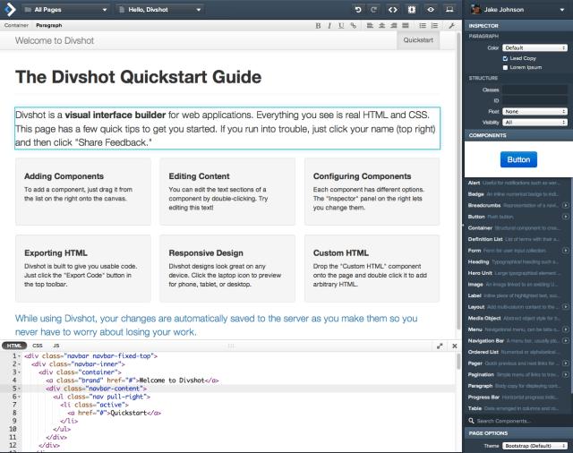 divshot-screenshot