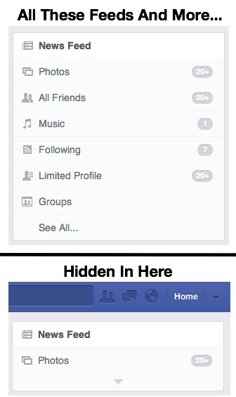 Facebook Feed Selector Done