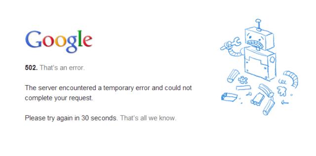 google 5012