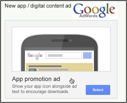 Google Click To Download Ads