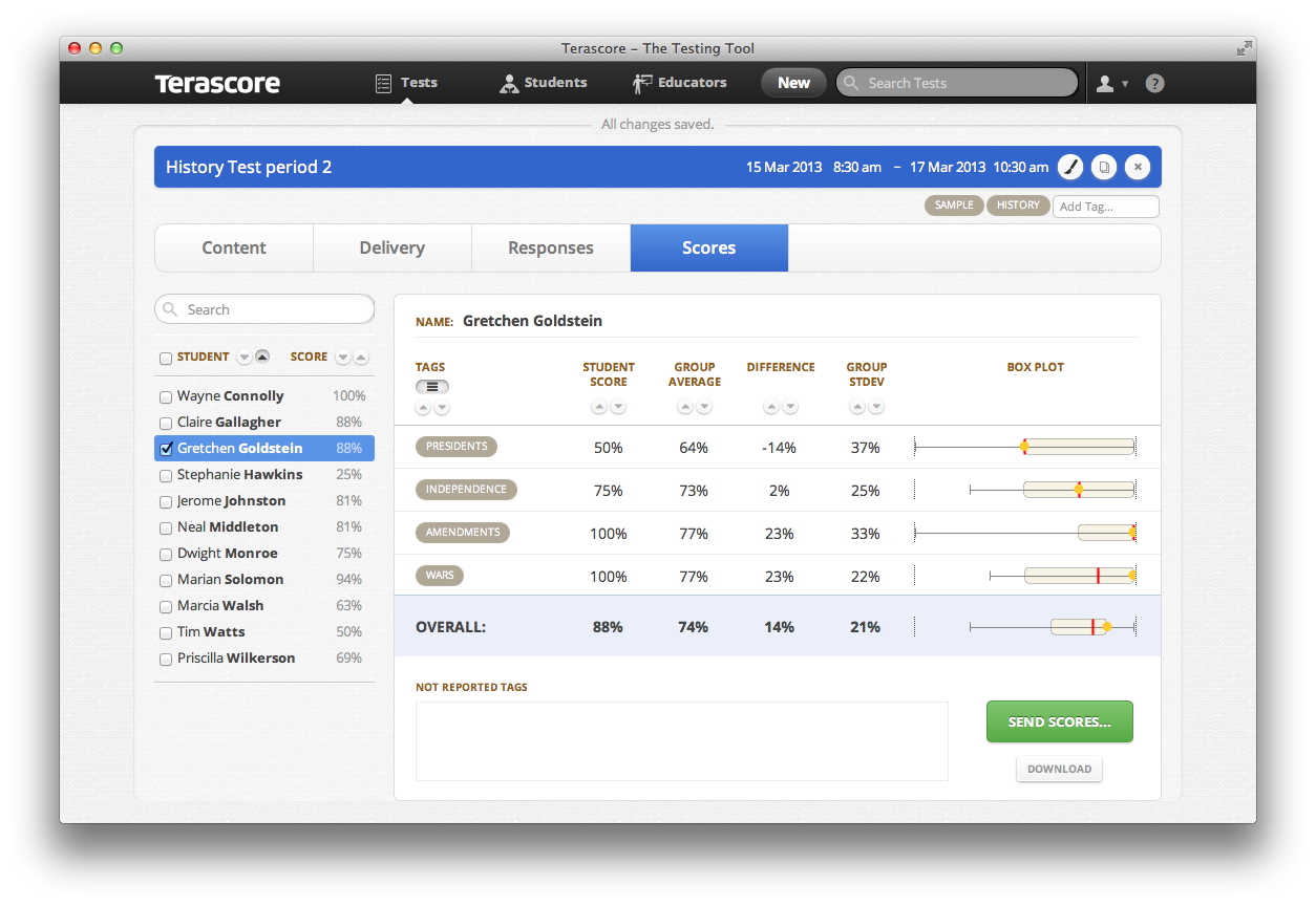 y combinator backed terascore launches to help teachers bring