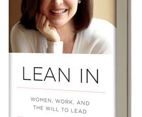 "Sheryl Sandberg's ""Lean In"" Book Tops Amazon's Best Sellers"