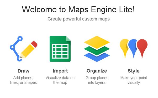Google Launches Maps Engine Lite, Makes It Easy To Create ... on custom tableau maps, custom world maps, custom business maps, gmail maps, game creating your own maps, custom web design, custom united states maps, custom wall maps, make your own cluster maps,