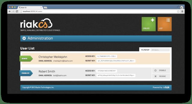 Basho Open-Sources Riak CS, Its Big Data Storage Software For