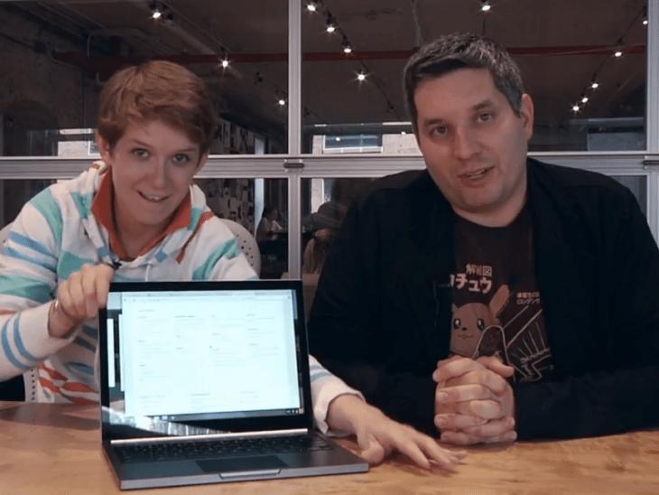 Fly Or Die: Google Chromebook Pixel | TechCrunch