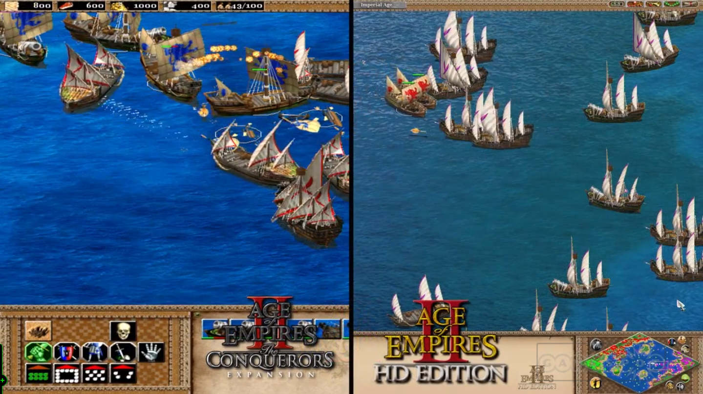 "Age Of Empires II HD Is Coming To Steam, And We're ""Reeeaady"