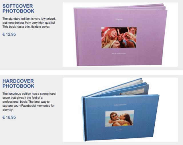 SoSocio Fotobooks