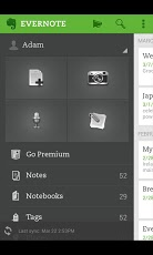 Evernote 5 Lands On Android With Updated Camera, UI Tweaks