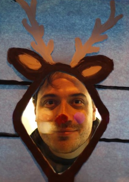 Antonio The Reindeer