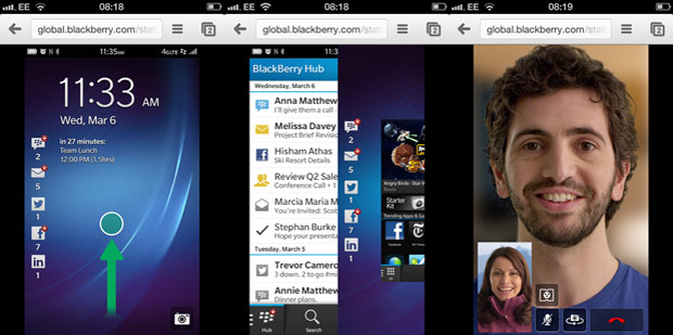 Try Out BlackBerry 10 With This In-Browser Demo   TechCrunch