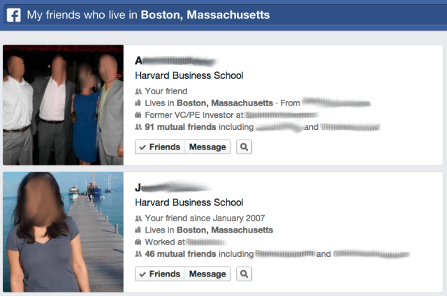 Boston Graph Search Friends Blurred