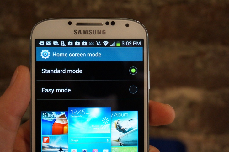 samsung galaxy s4 review the s stands for super not simple