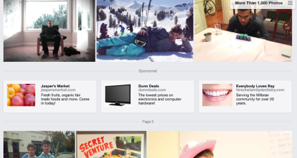 Facebook Tests Its First Graph Search Ads, But They Aren't