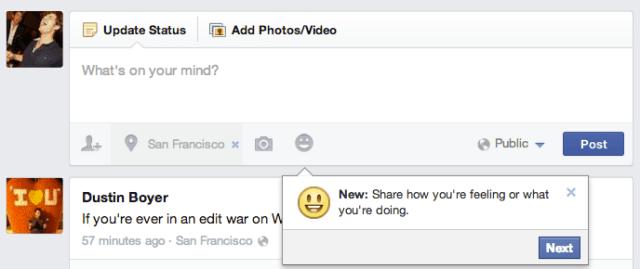 Facebook Mood 1