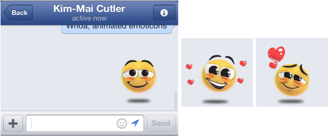 Facebook Sticker Animation