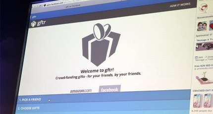 Gftr Wants To Stop Wasting Birthdays With Social Network