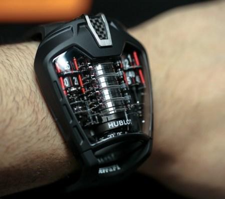 This Hublot Laferrari Watch Looks Perfect For Cobra Commander Techcrunch