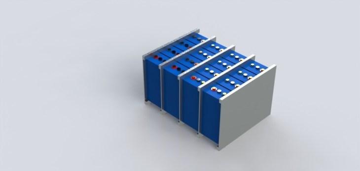 Gcorelab Battery