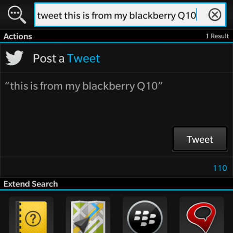 The BlackBerry Q10 Is A QWERTY Keyboard Smartphone Comeback