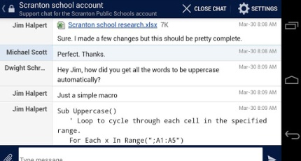 HipChat Launches Android App Version 2 0, With Completely