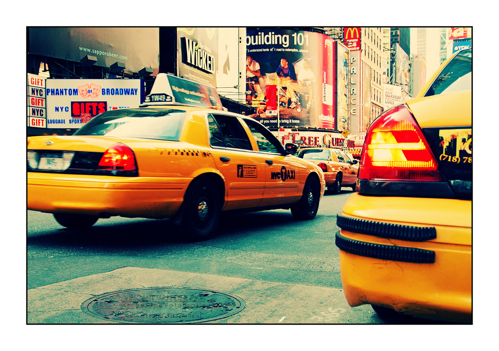 Taxi E-Hail Apps Get The Green Light In New York City