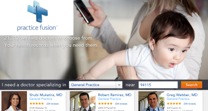Practice Fusion Launches Doctors Appointment And Reviews Site