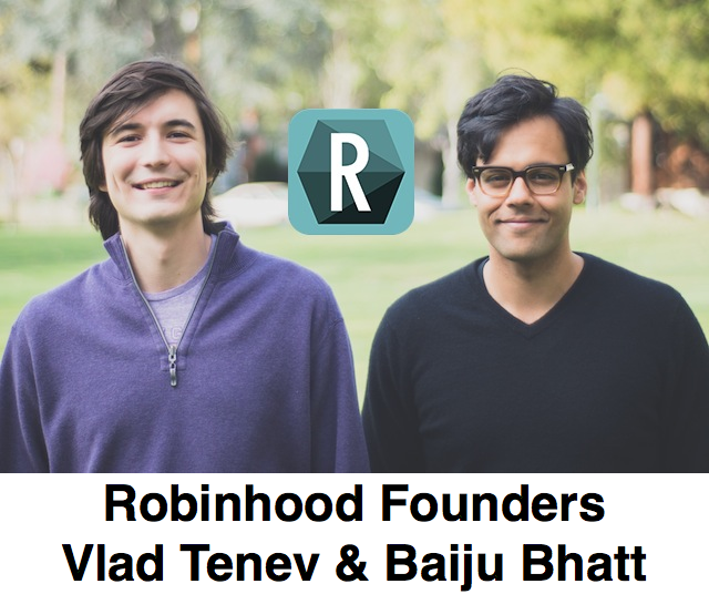 Robinhood Founders Done