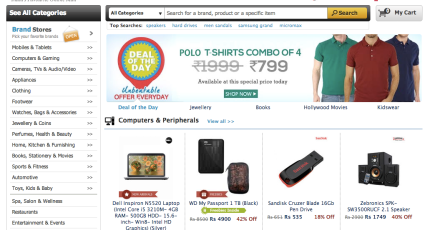 EBay Beats Out Amazon To Lead $50M Round In India's E
