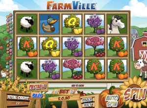 farmville slot