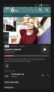 iplayer radio android app
