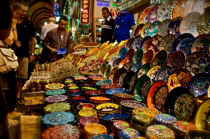 The Egyptian Bazaar by mehmet avincan - Downloaded from 500px