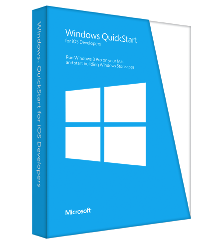 Microsoft Makes 1,000 Windows 8 Quickstart Kits Available To iOS