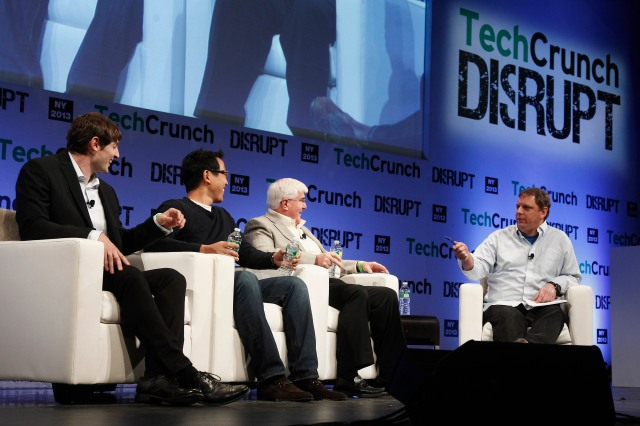 TechCrunch Disrupt NY 2013 - Day 3