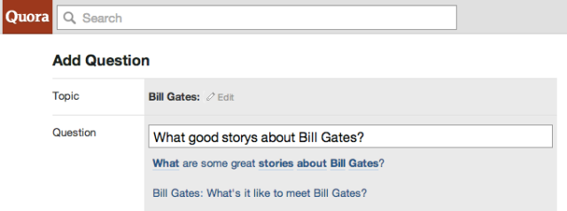 Bill Gates Stories Purposefully Spelled Wrong