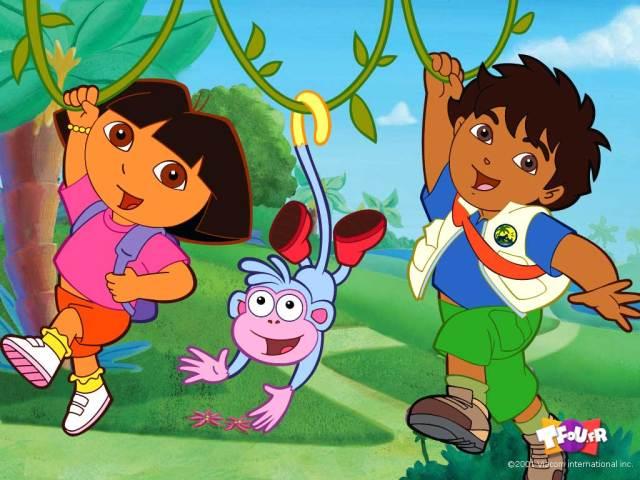 Dora-and-Diego