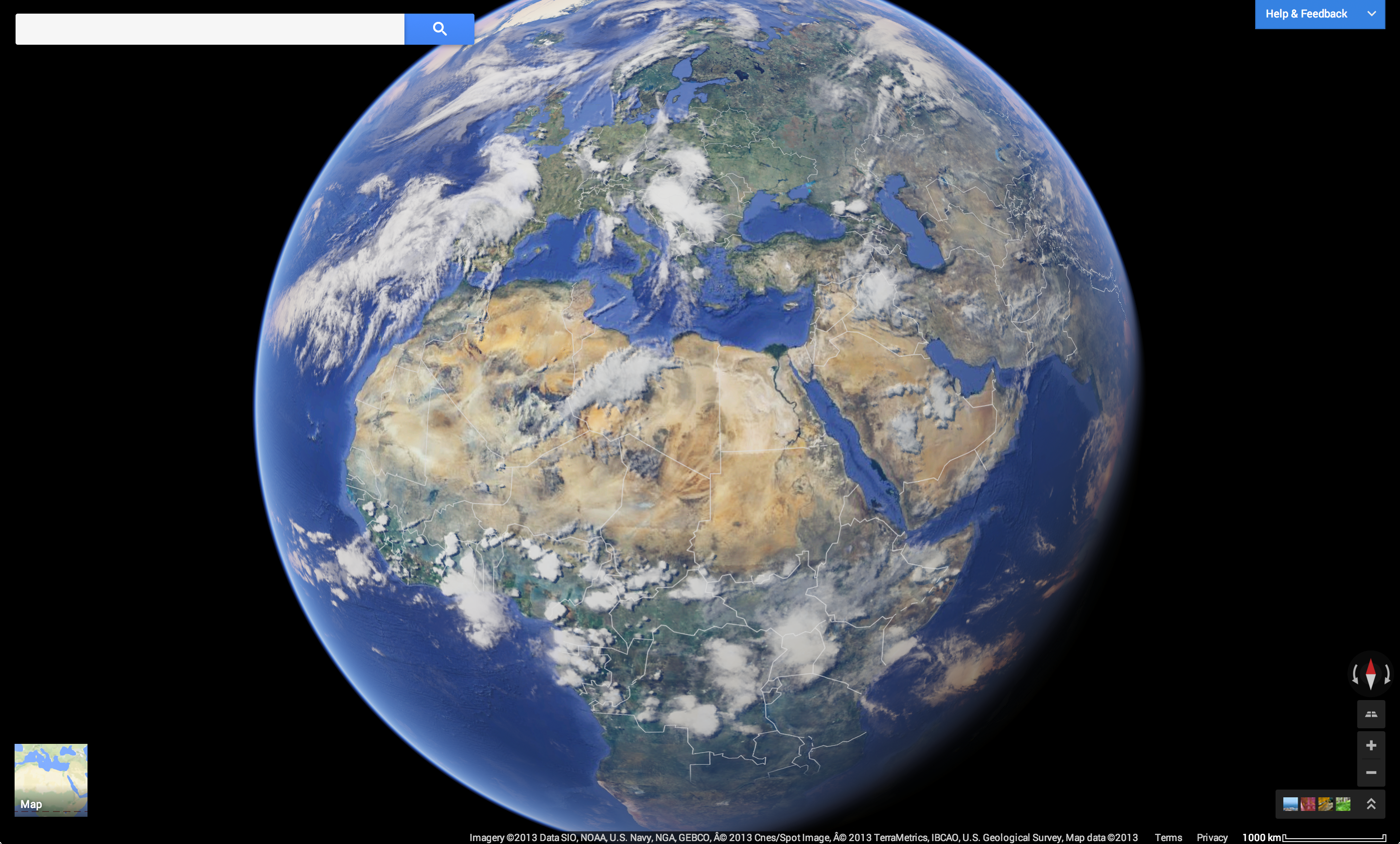 Deep Dive With The New Google Maps For Desktop With Google Earth