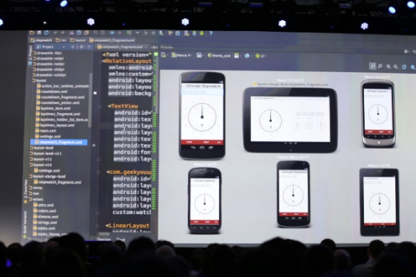 Google launches android studio and new features for developer console including beta releases - Android console application ...