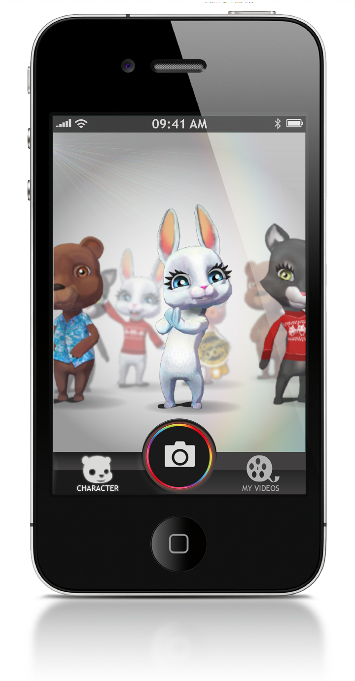 Zoobe Wants To Cute-Ify Your Voice Messages With Animated 3D
