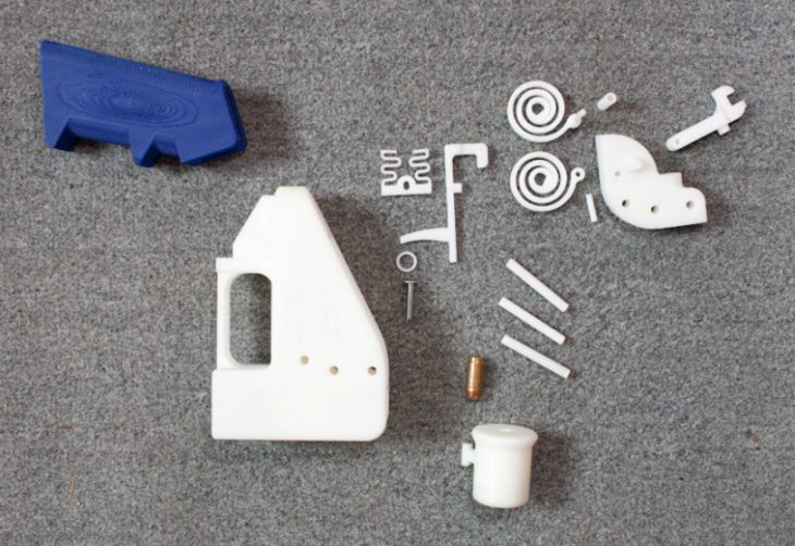 now that we have confirmation that the liberator 3d printed pistol can be fired without destroying the body lets address what this means for 3d printed