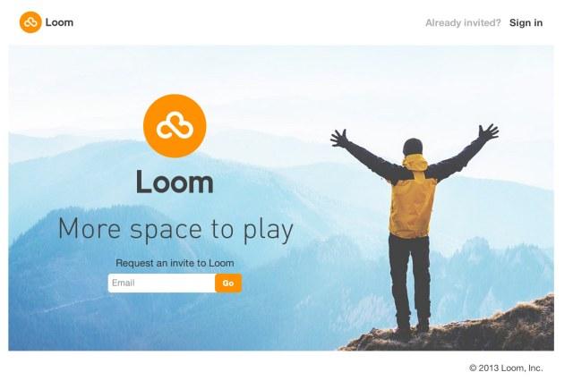 Loom - Home