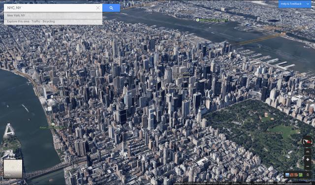 NYC - 3D 01