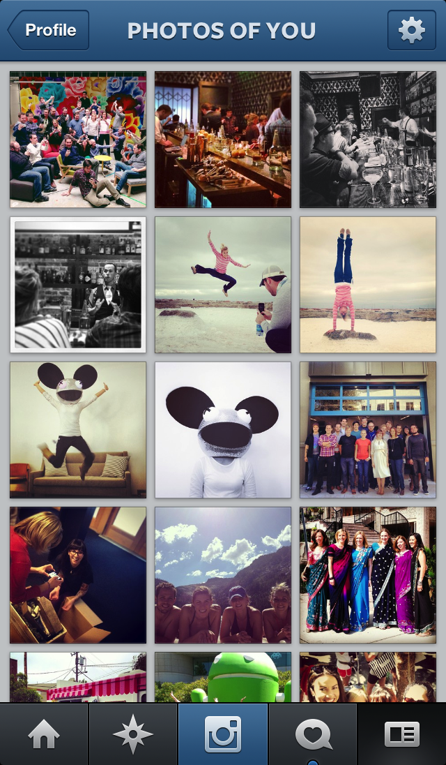 Instagram Now Available For Android: Instagram Now Lets Anyone Tag You [Or Brands] In Photos