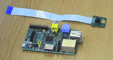 Raspberry Pi Camera Module Now On Sale, $25 To Add An Eye To Pi