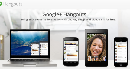 "Google Unites Gmail And G+ Chat Into ""Hangouts"" Cross"