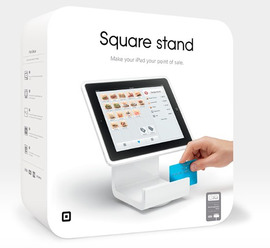 Square stand 1