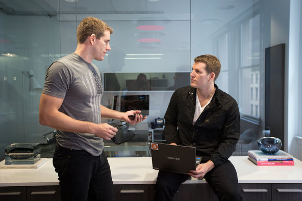 Winklevoss Twins, Activate! Join Them For A Chat About Bitcoin At